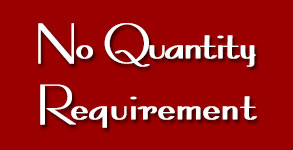 No QuantityRequirement